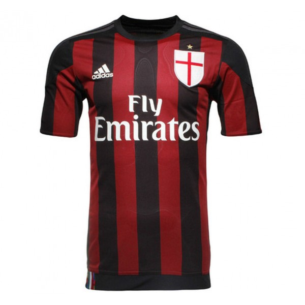 bd707e21b AC Milan 15-16 Authentic Home Shirt