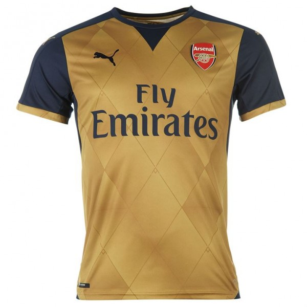 the latest 46ea1 afbbf Arsenal 2015-2016 Away Football Shirt (Kids)