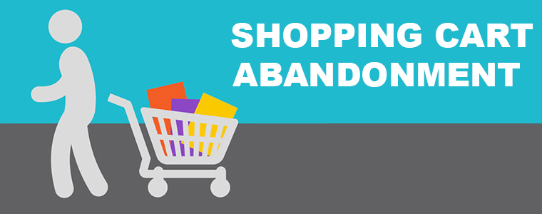 E- Commerce Organization From The Shopping Cart Abandonment Blues