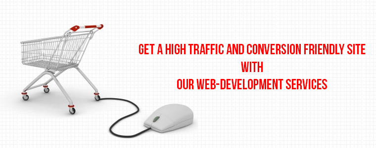 Get A High Traffic And Conversion Friendly Site With Our Web-Development Service | Velsof