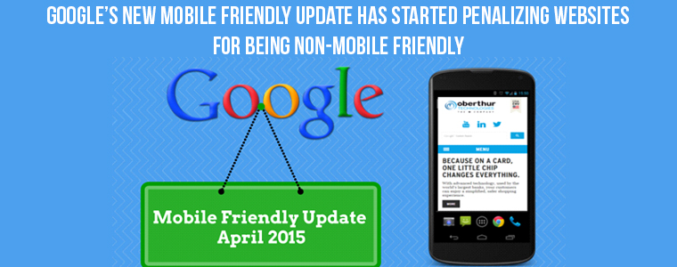 New Google Mobile Friendly update | velsof