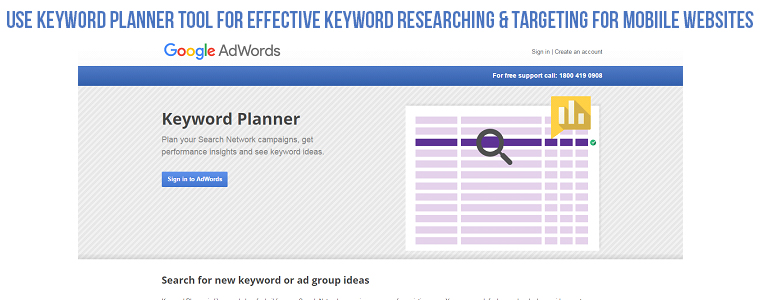 Optimize meta tags and keywords for the mobile site | Velsof