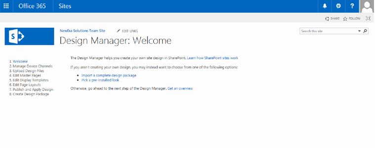 Design Manager : Welcome | Velsof
