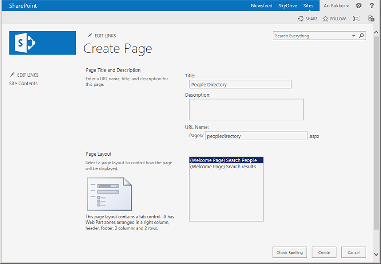 How to create page layout for SharePoint 2013 platform | Velsof