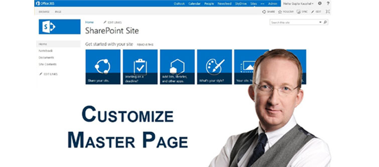 SharePoint Master Page Customization Services | Velsof