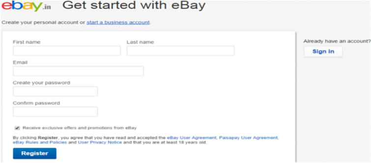 Explore our eBay integration eCommerce services for a brighter business future | Velsof