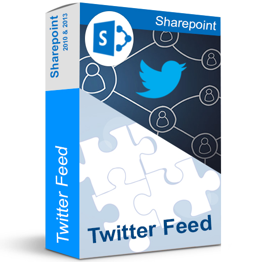 Twitter Feed – Sharepoint Webpart