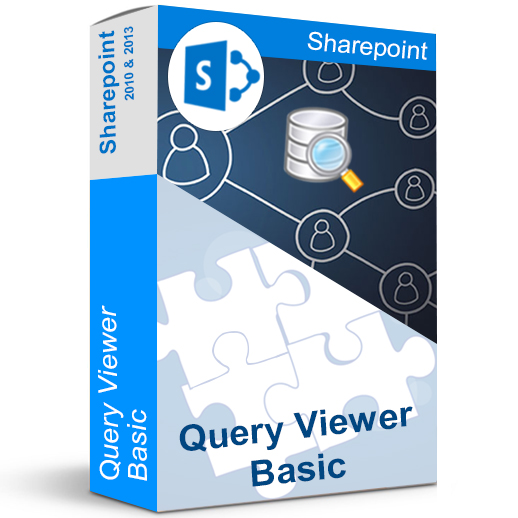 Query Viewer Basic – Sharepoint Web Part