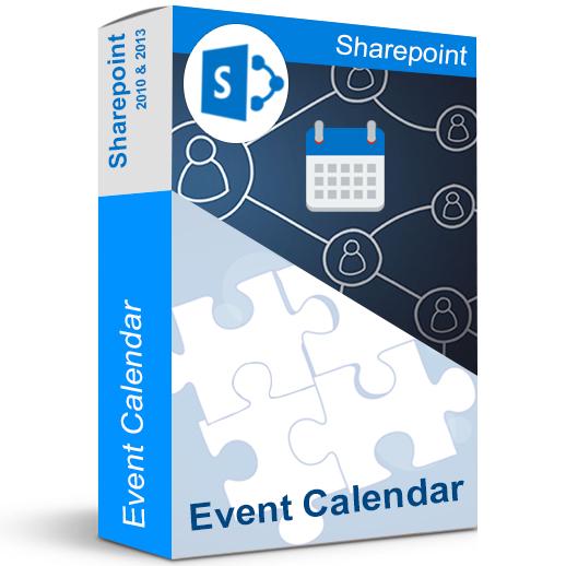 Event Calendar – Sharepoint Webpart