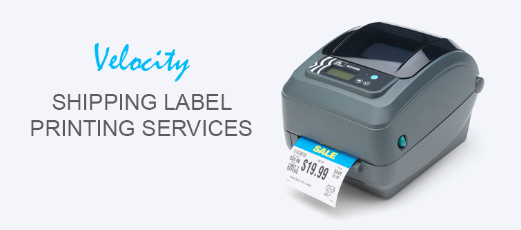 Minimize shipping errors with shipping label printing services | velsof