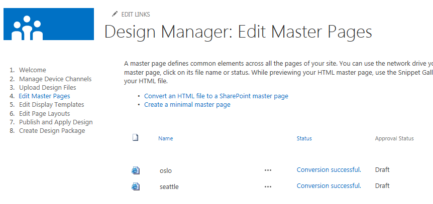 Design Manager - Edit Master Page | Velsof
