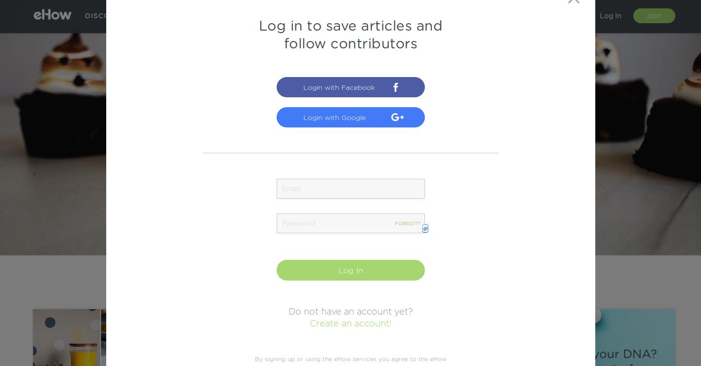 Simplify the site registration during web development- Make use of social login option | Velsof