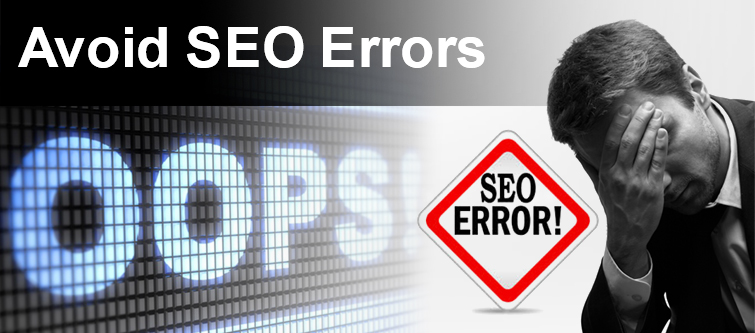 SEO errors to avoid in your eCommerce sites | Velsof