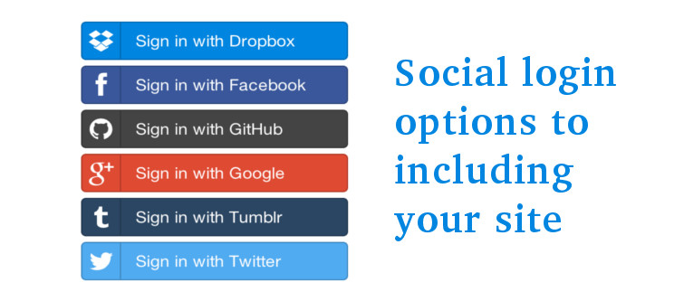 How can social login optimize the performance of any online business? | Velsof
