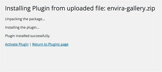 Other methods of Installation at glance- Admin Plugin activation   Velsof