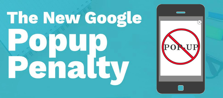 Are you aware of the Google's Mobile pop-up penalty? | Velsof