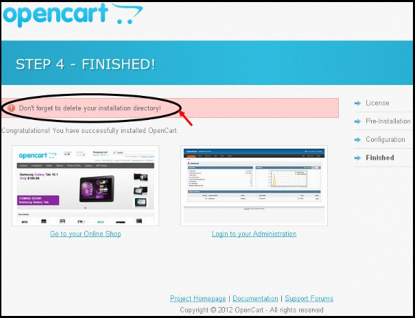 How to install OpenCart on Linux localhost?- Finally, it's over | Velsof