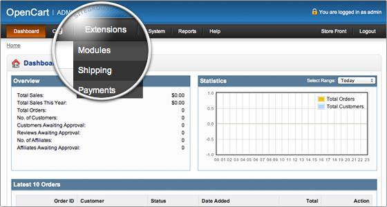 Setting up shipping methods- Extension>shipment   Velsof