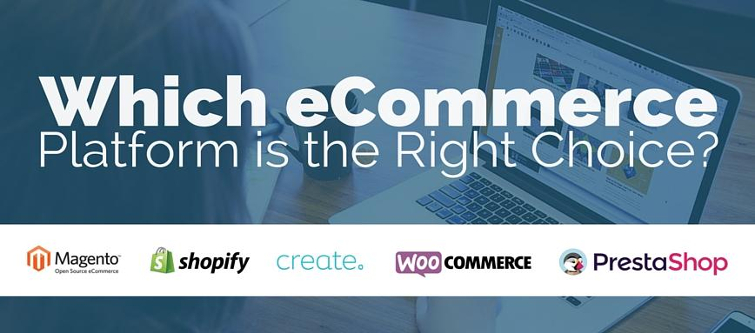 Which eCommerce platform is the right choice? | Velsof