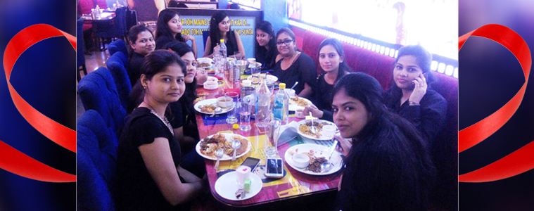 Velocity takes Women Employees for a Fun Outing on International Women's Day- Hmmmm!! Yummy food 2 | Velsof