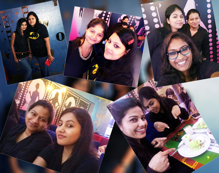 Velocity takes Women Employees for a Fun Outing on International Women's Day- I scream, You scream, We all scream for ICE-CREAM!!!I scream, You scream, We all scream for ICE-CREAM!!!