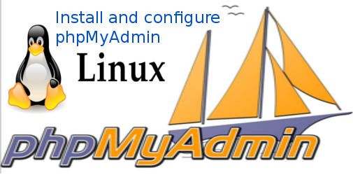 Installing phpMyAdmin on a Linux ubuntu/Debian server