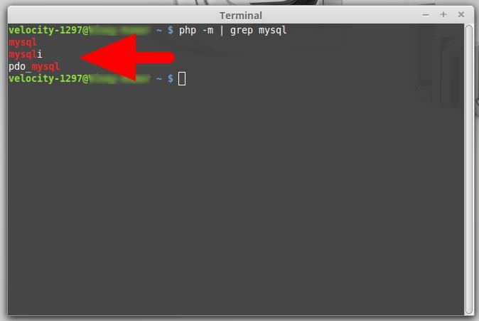 PHP MySQL or mysqlli extensions