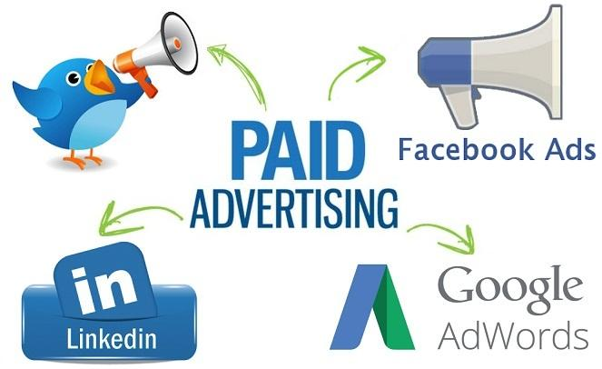 Paid Advertisements