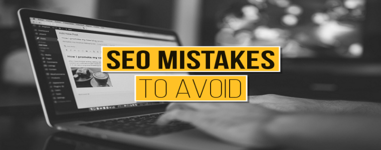 7 Ecommerce Seo Mistakes That You Should Fix Immediately