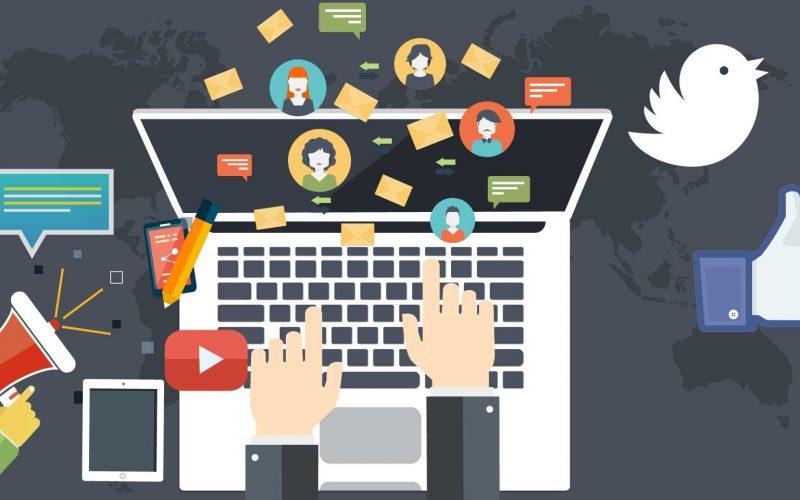 Social Media Pramotion