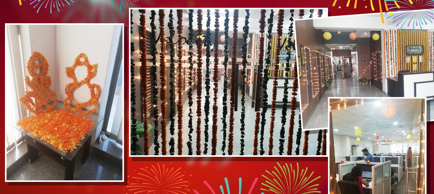 Diwali Celebrations | Velocity