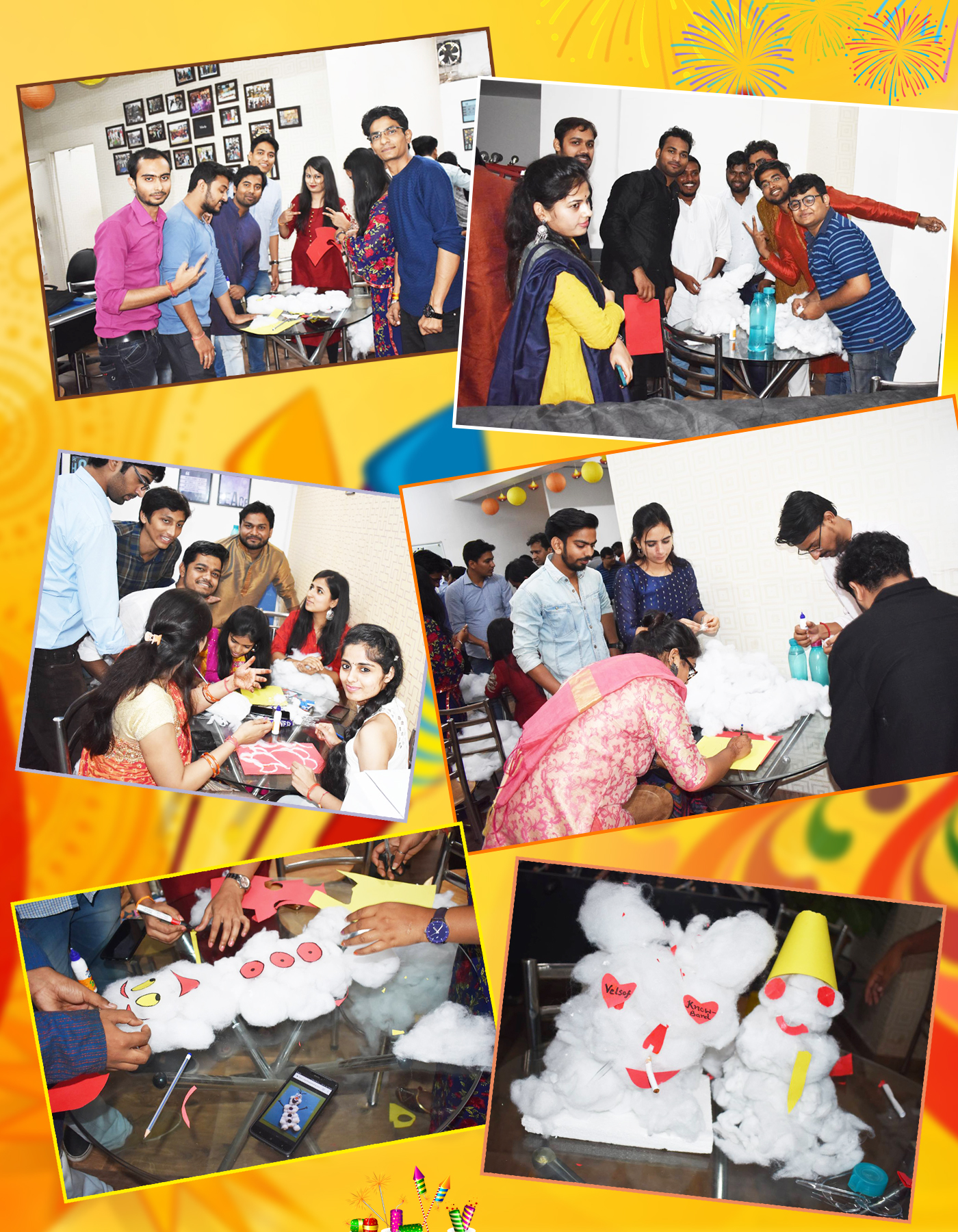 Diwali Celebration | Velocity