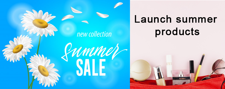 Launch a summer product