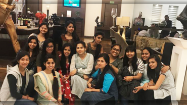 A lavish lunch experience on International Women's Day