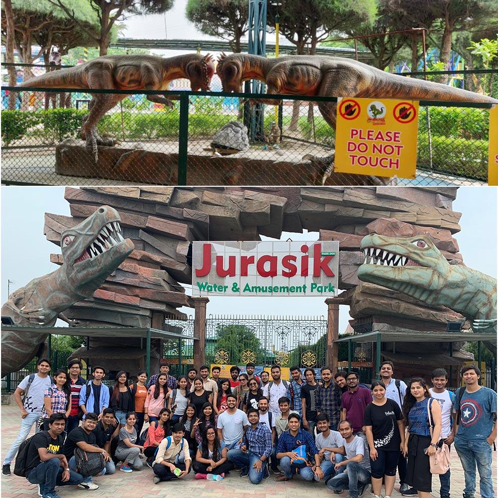 Jurasik Park- Velocity Trip