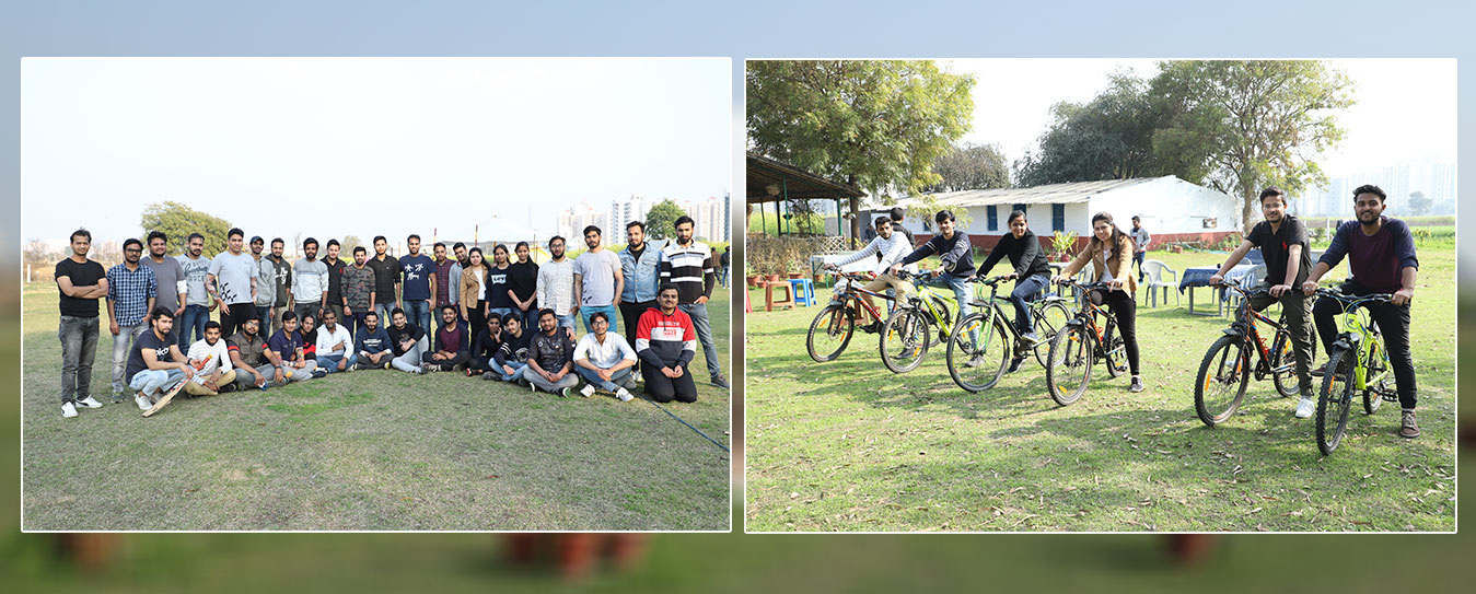 Sports Outing At Velocity